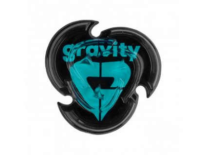 grip gravity heart mat black 3