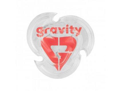 grip gravity heart mat clear 4
