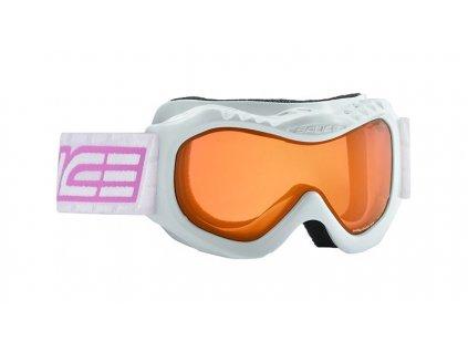 lyž.brýle SALICE 601DA dětské 3-7 let white/orange