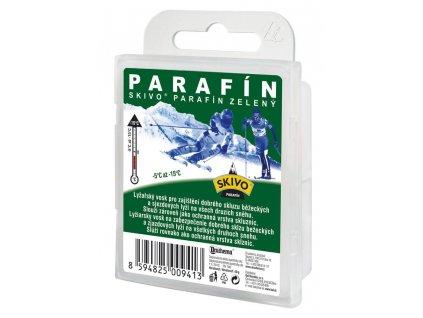 vosk SKIVO parafín zelený 40g