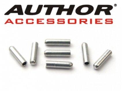 Koncovka lanka ABS-Kl-A 1,2mm (stříbrná)