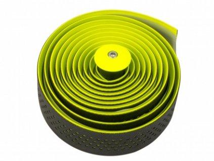 Omotávka AGR-Gel X7 (černá/žlutá-neonová)