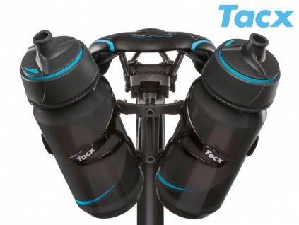 Držák košíků TACX (karbon)