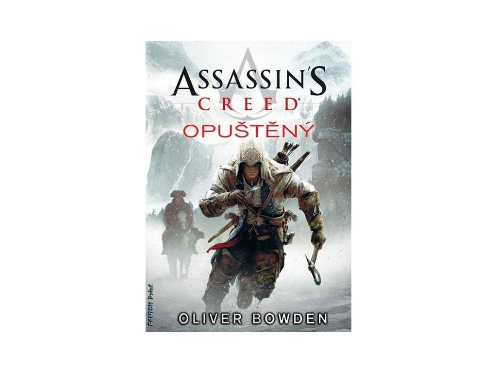 assassin s creed 05 opusteny 9788073982362