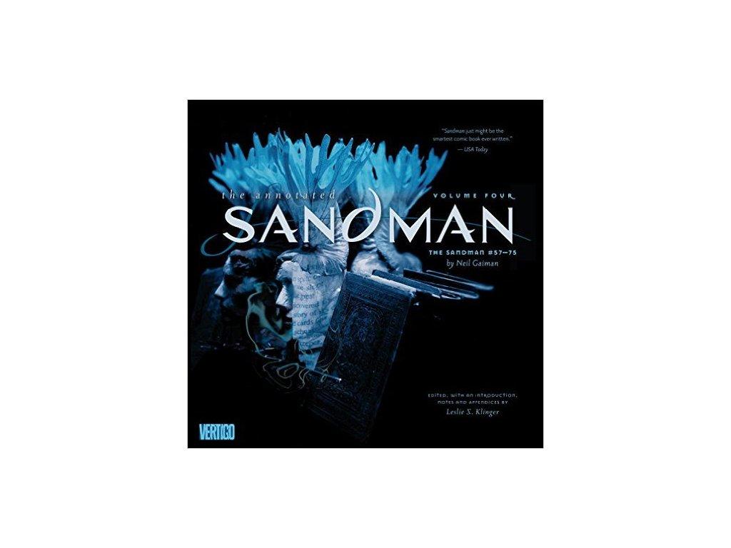 Annotated Sandman 4