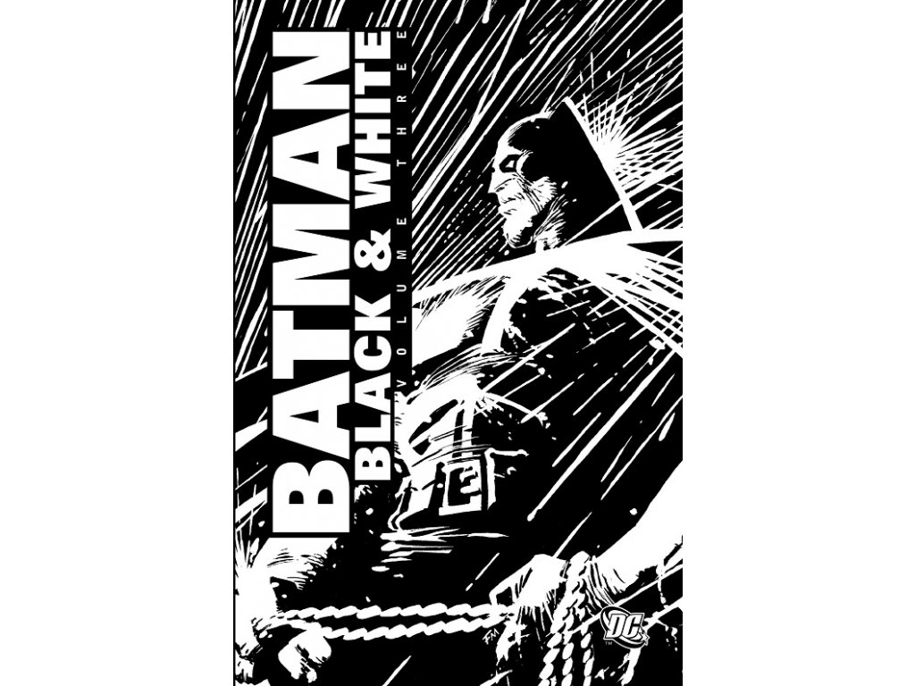Batman: Black & White 3