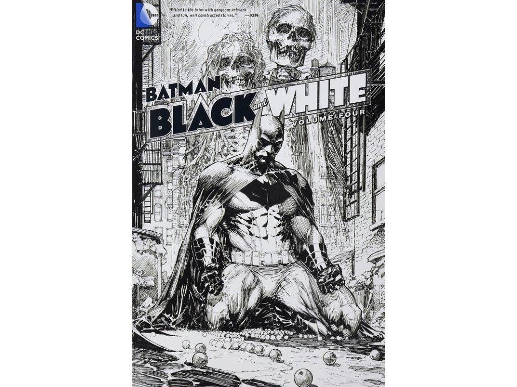 Batman: Black & White 4