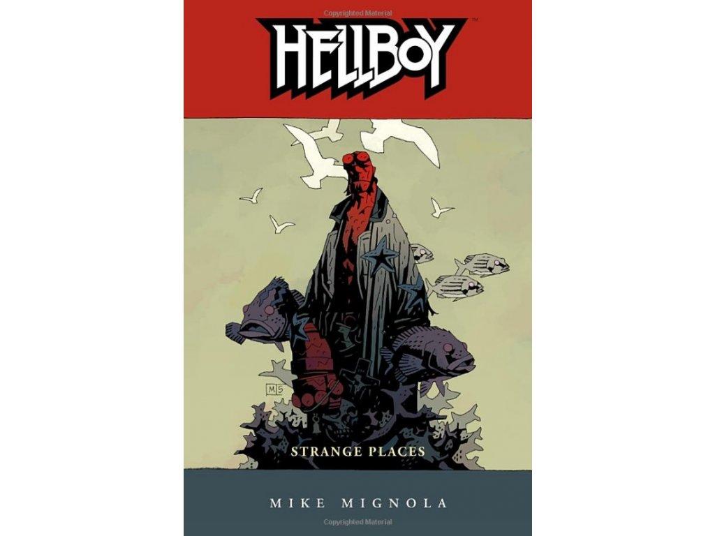 Hellboy 06: Strange Places