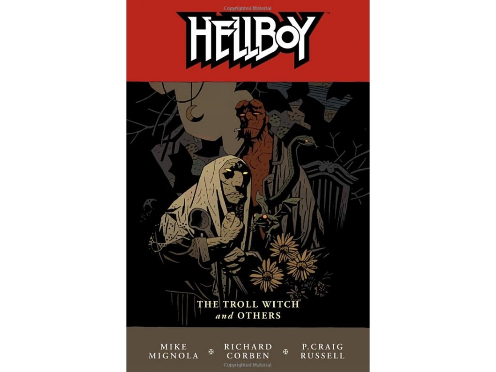 Hellboy 07: The Troll Witch and Other Stories