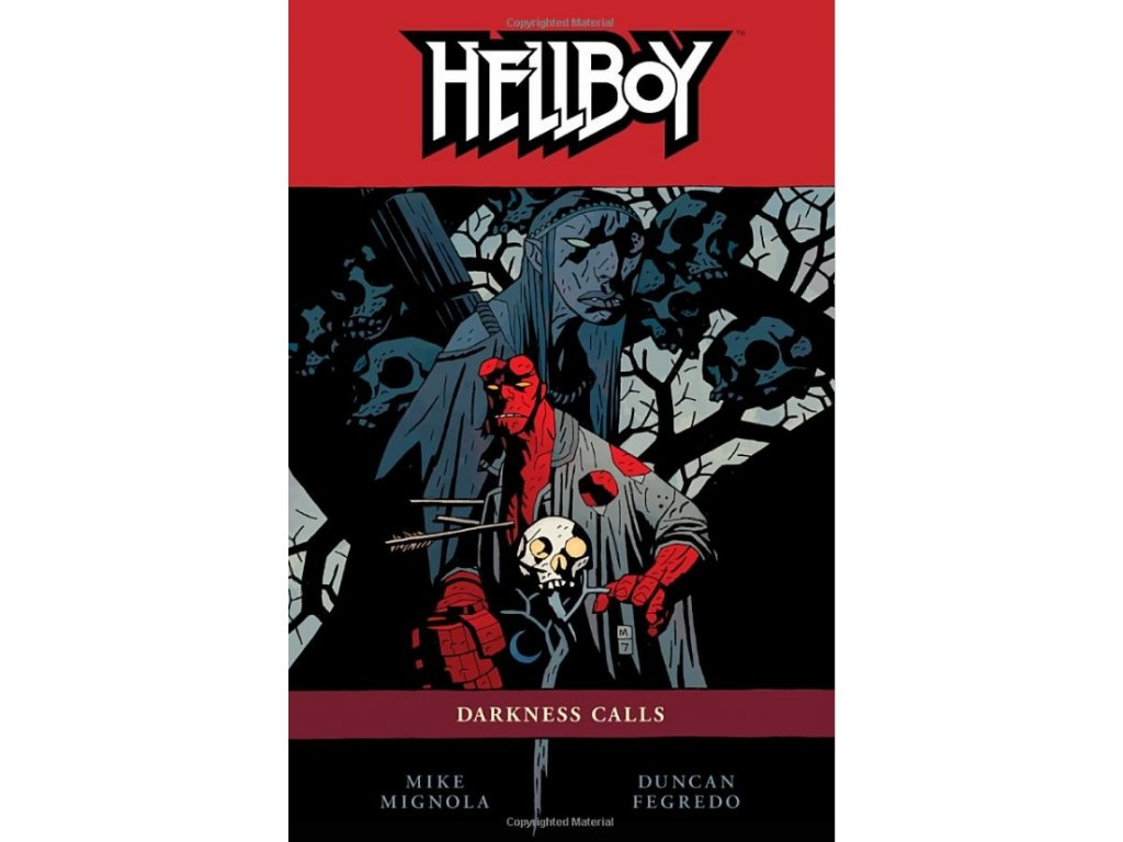 Hellboy 08: Darkness Calls