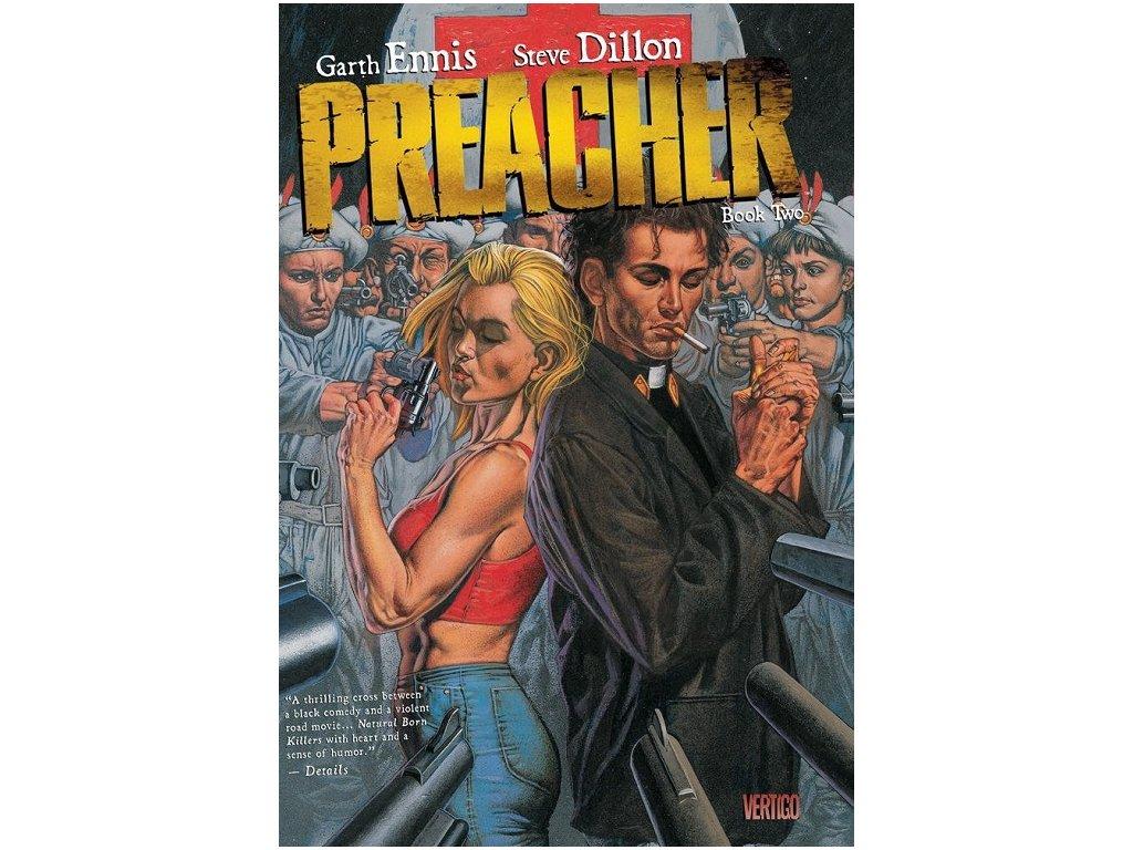 Preacher Book Two