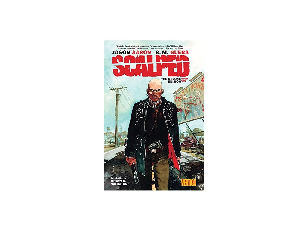 Scalped 1 Deluxe Edition