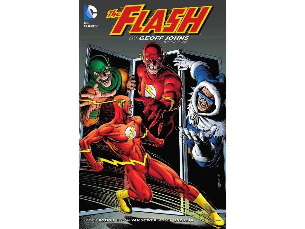 Flash 1 (By Geoff Johns)