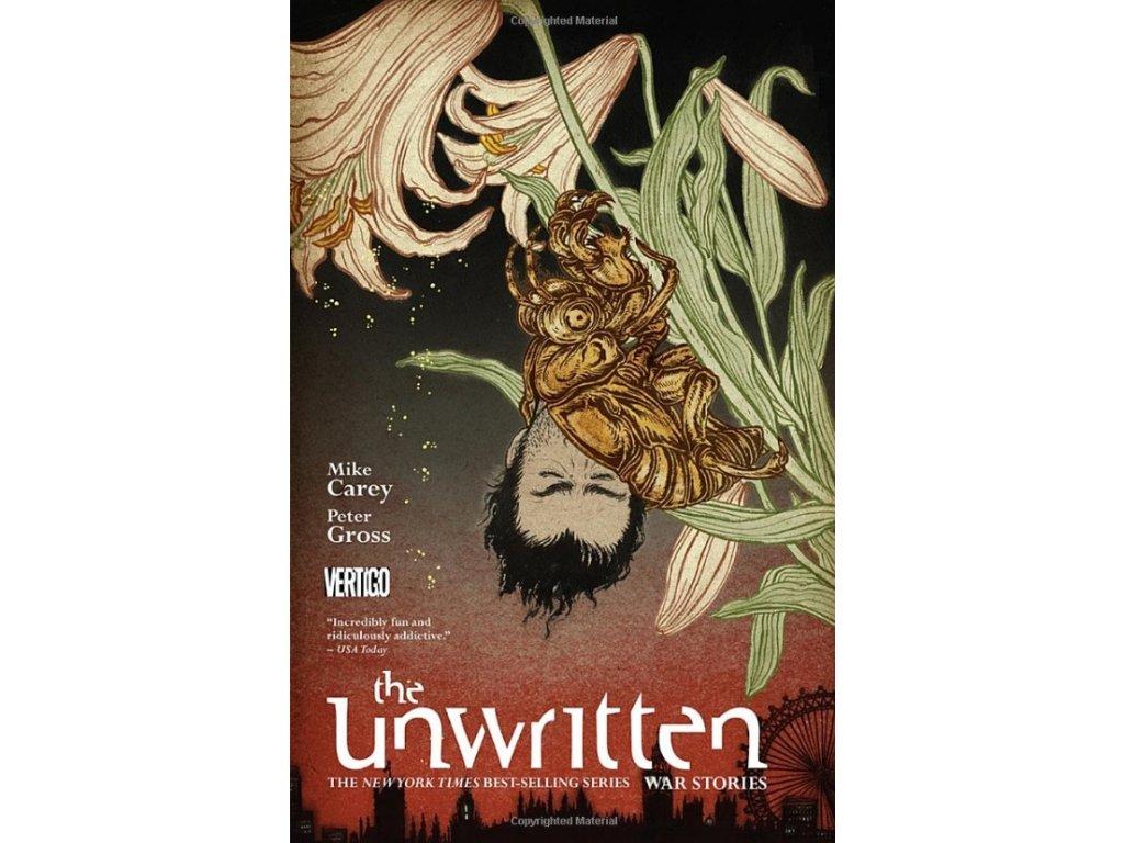 Unwritten 10: War Stories