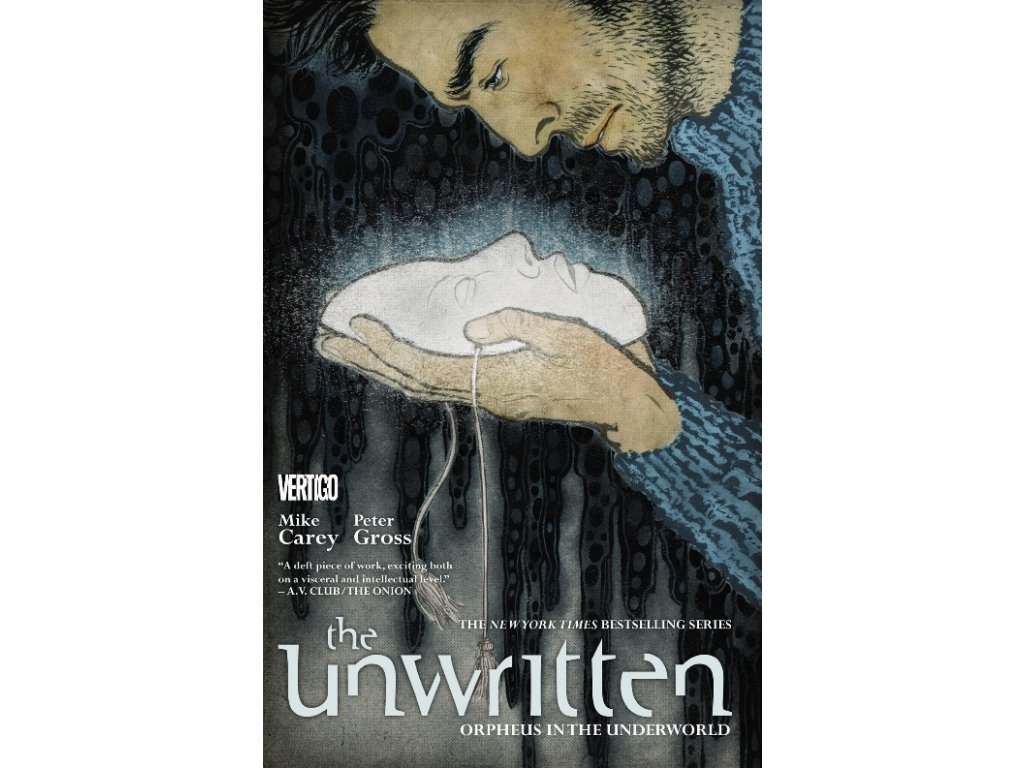 Unwritten 08: Orpheus in the Underworld