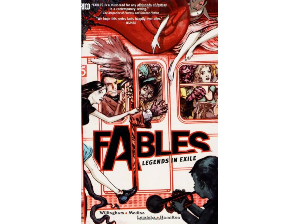 Fables 01 - Legends in Exile