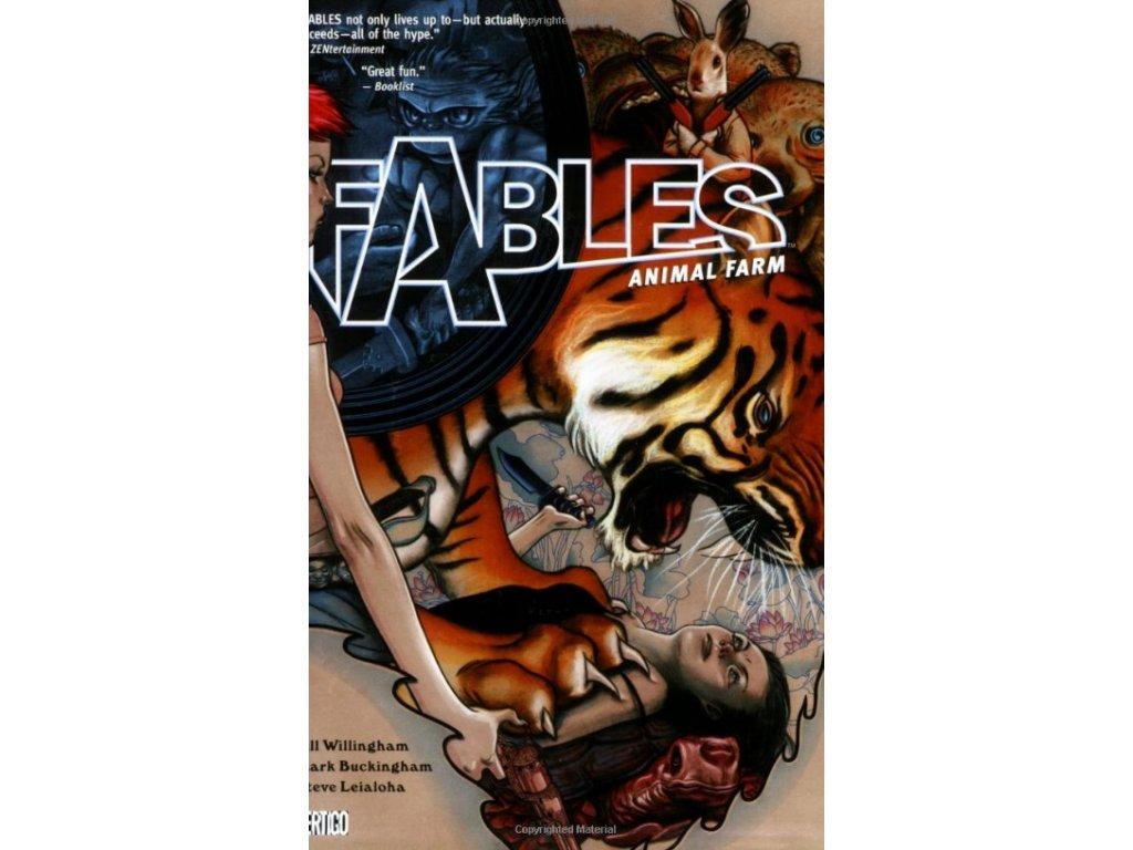 Fables 02 - Animal Farm