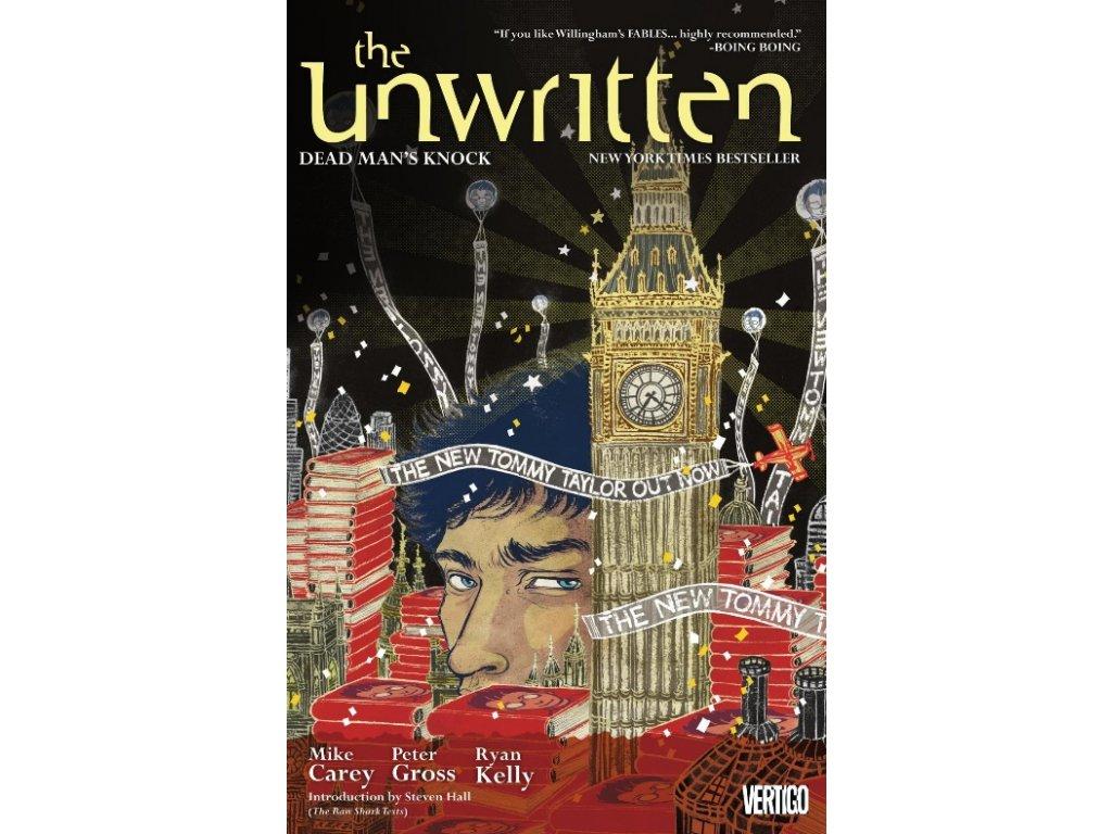 Unwritten 03: Dead Man's Knock