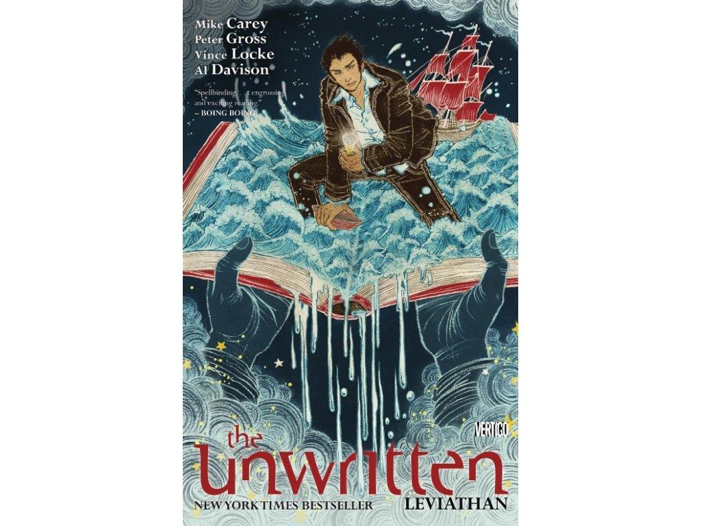 Unwritten 04: Leviathan
