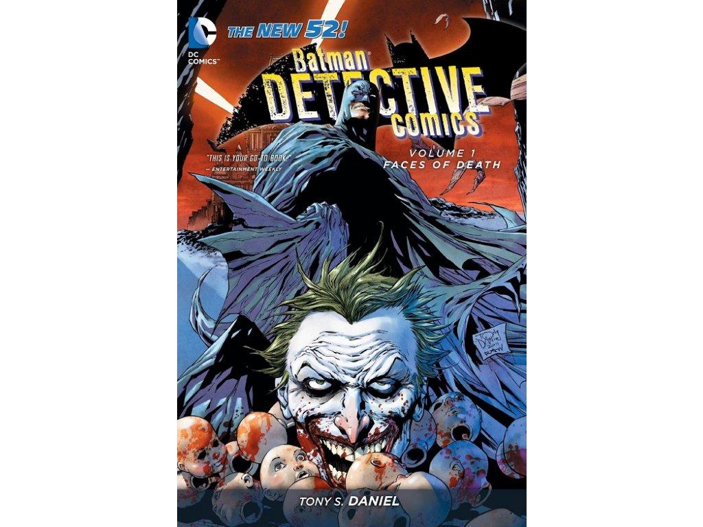 Batman Detective Comics 1: Faces of Death (The New 52)