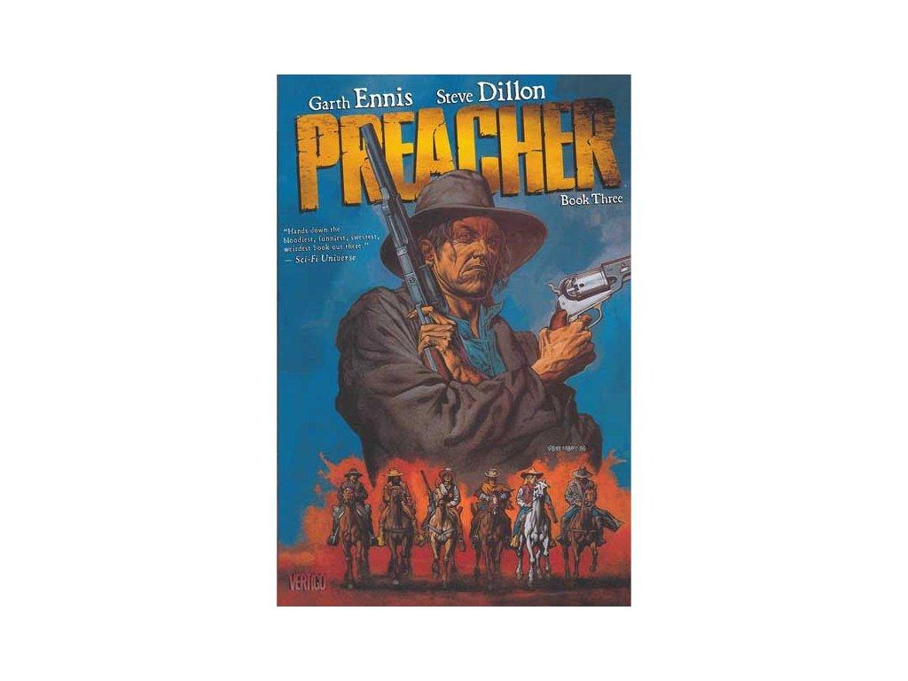 Preacher Book Three
