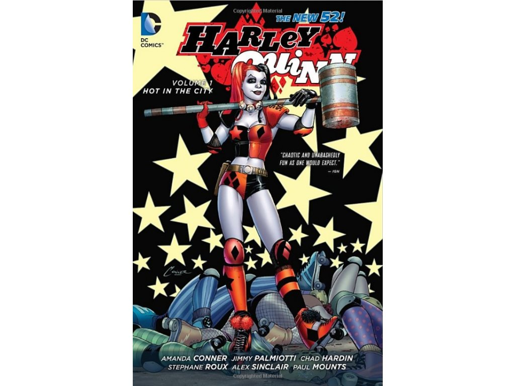 Harley Quinn 1: Hot in the City (The New 52)