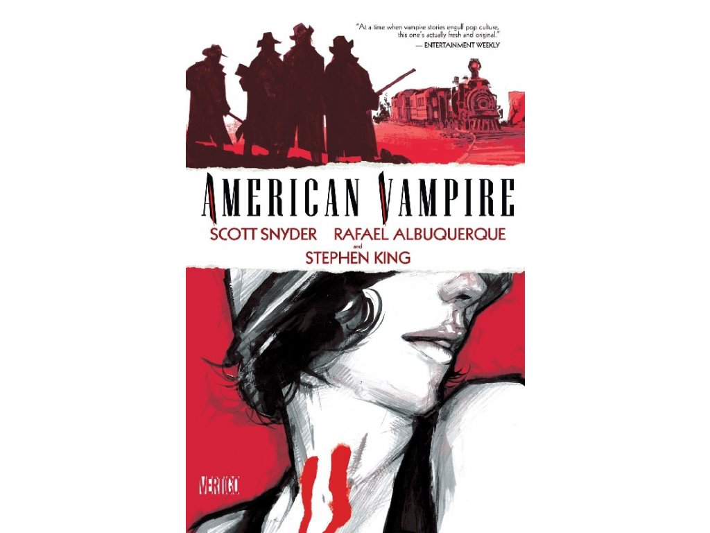 American Vampire 1