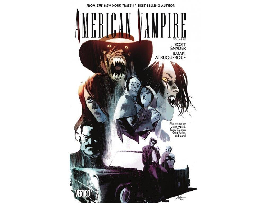 American Vampire 6