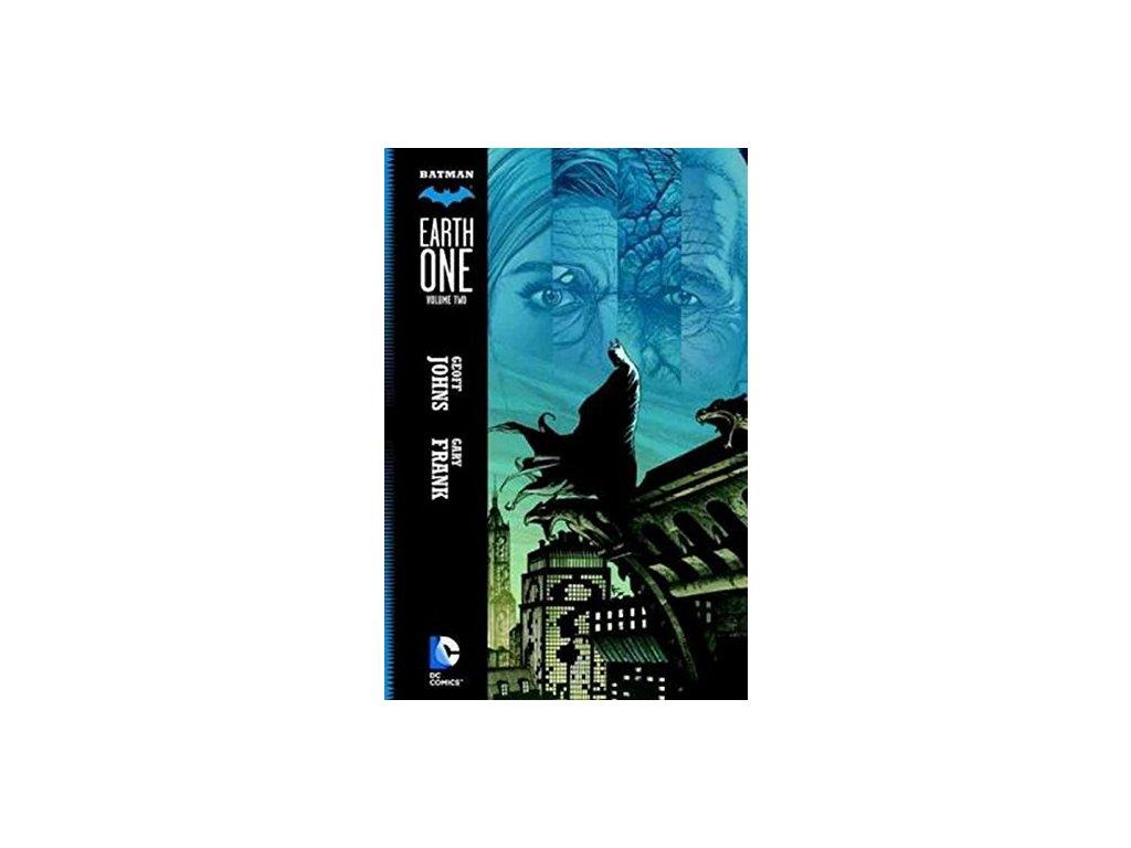 Batman: Earth One 2 (Pevná väzba)