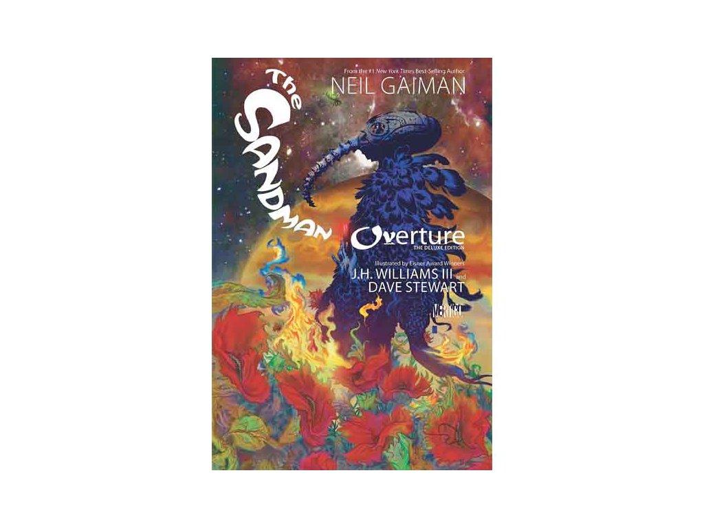 Sandman: Overture Deluxe Edition