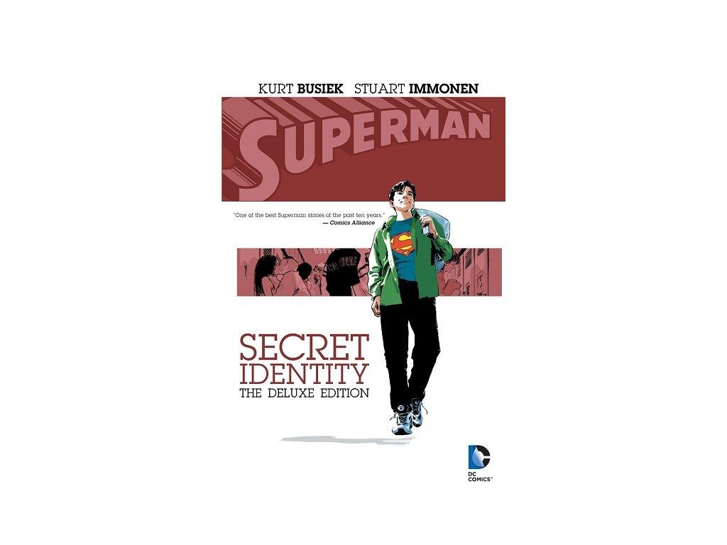 Superman: Secret Identity Deluxe Edition