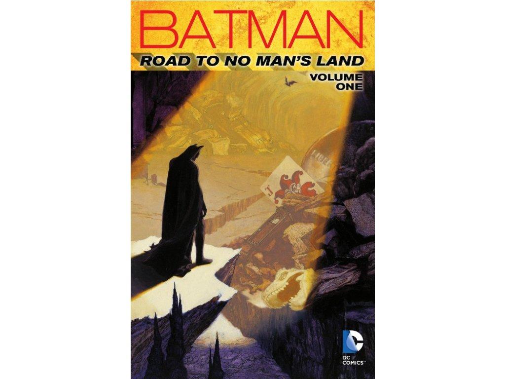 Batman: Road to No Man's Land 1