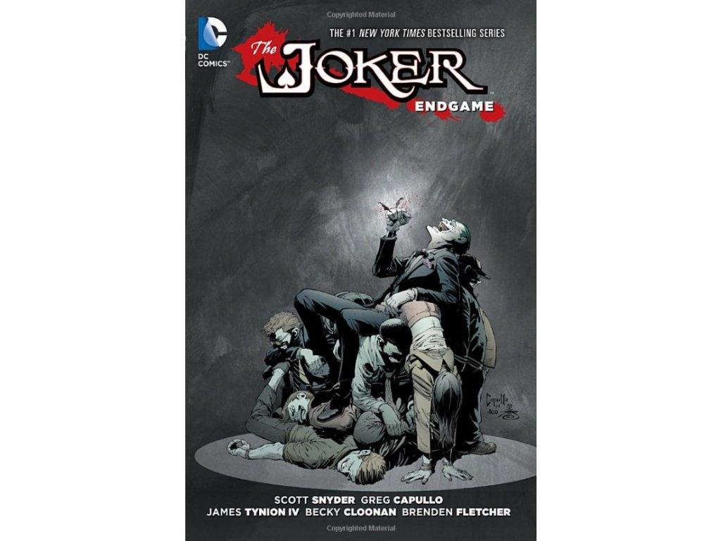 Joker: Endgame (Pevná väzba)