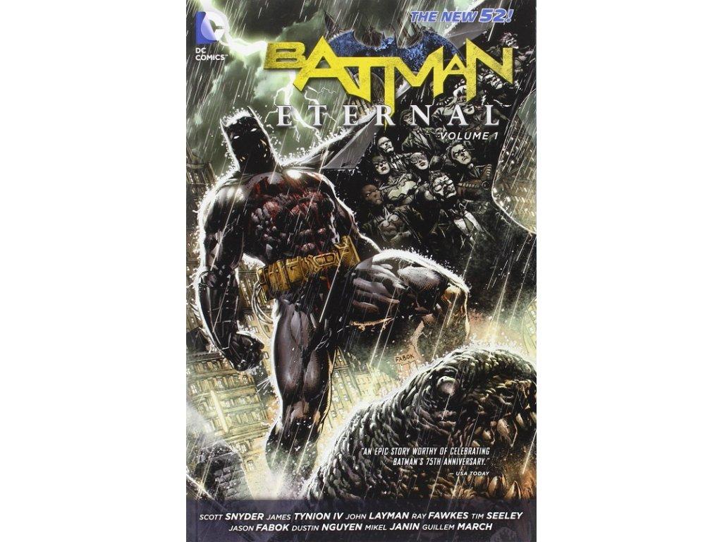 Batman Eternal 1 (The New 52)