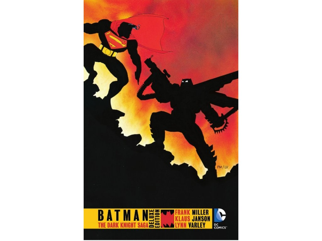 Batman: Dark Knight Saga Deluxe Edition