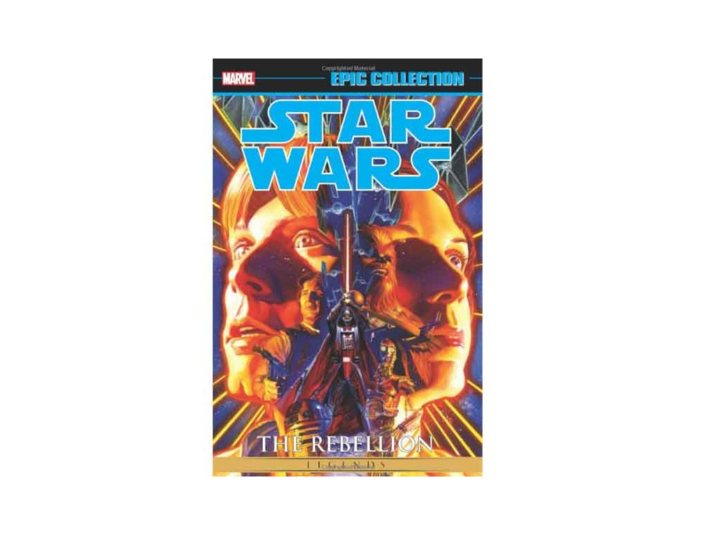 Star Wars Legends Epic Collection: The Rebellion 1
