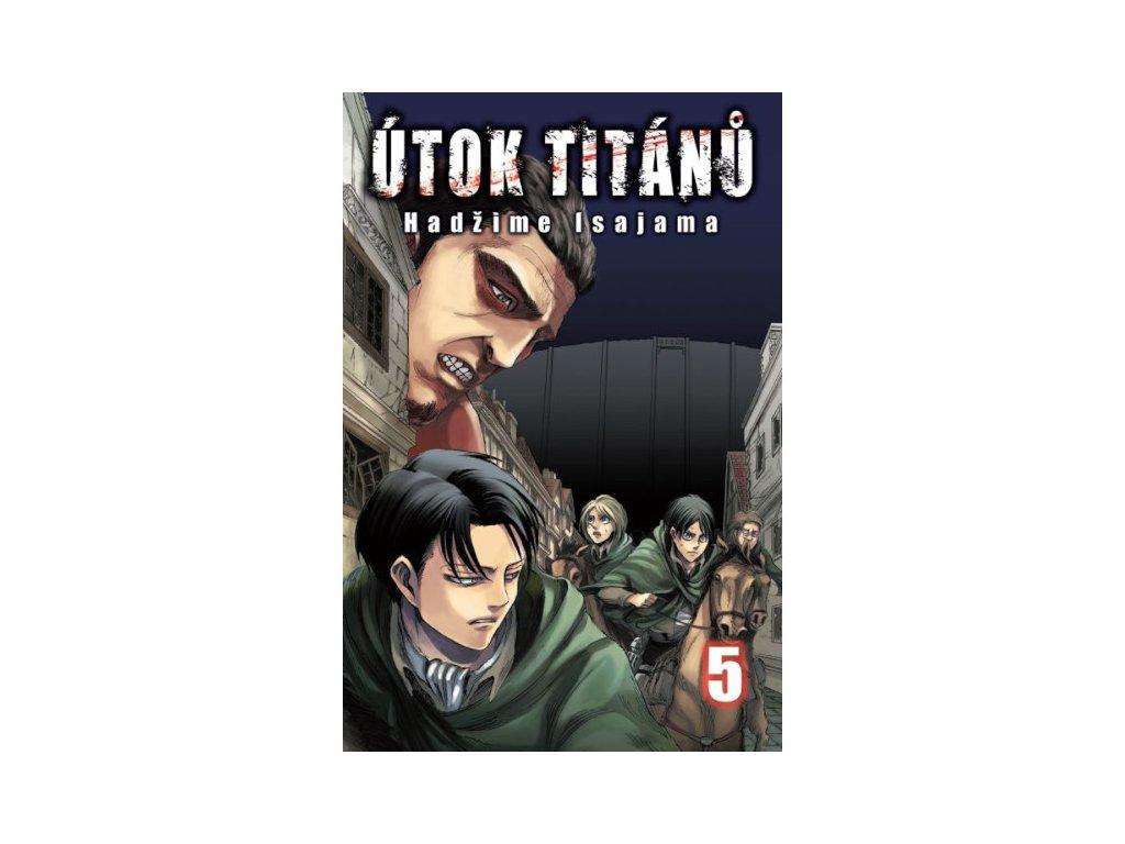 Útok titánů 05