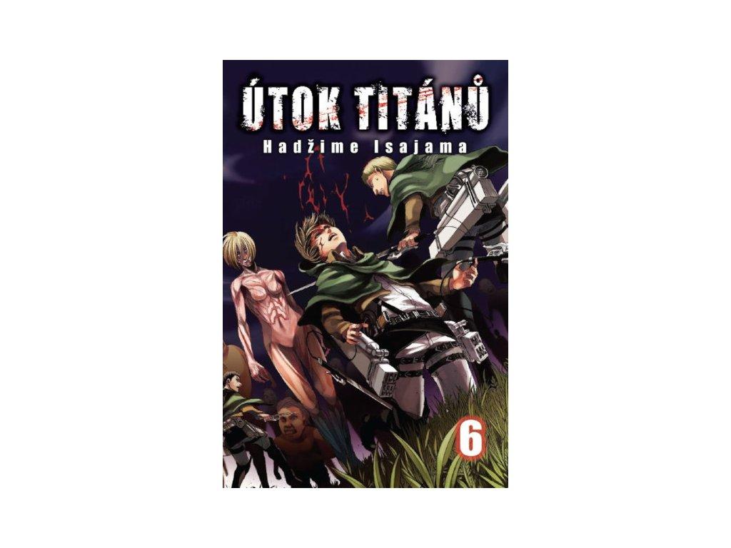 Útok titánů 06