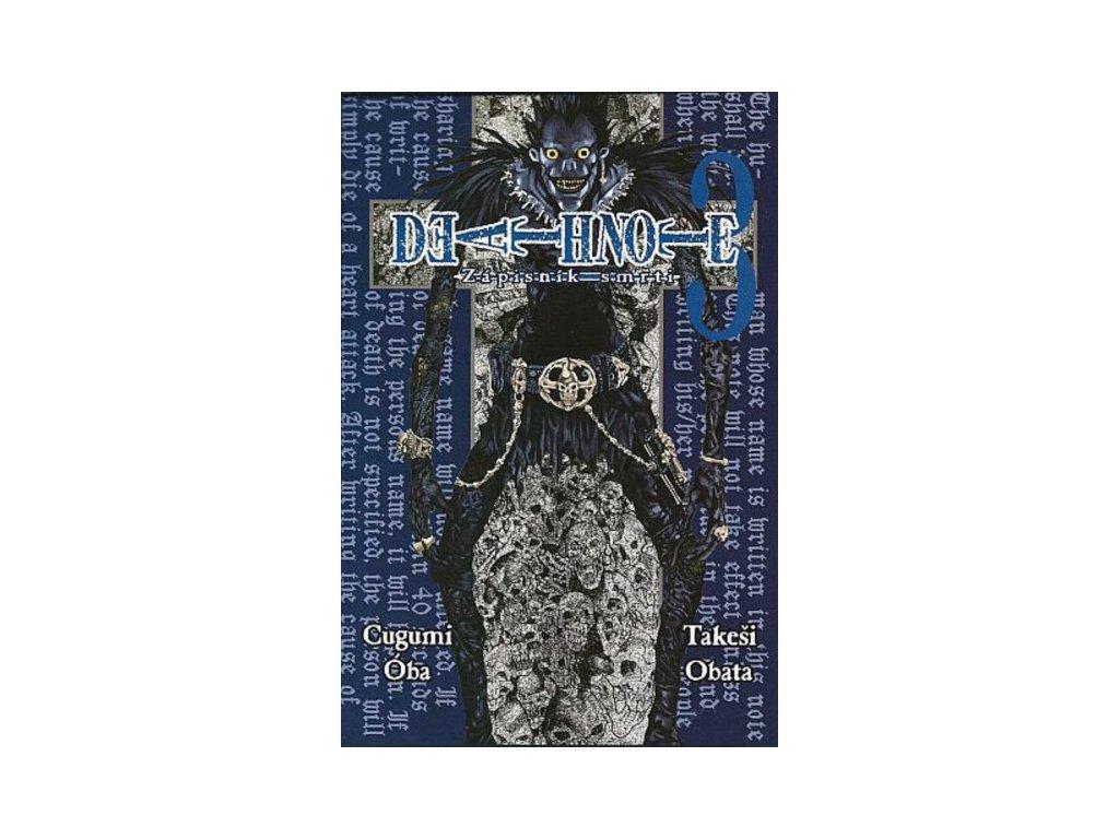 Death Note Zápisník smrti 03