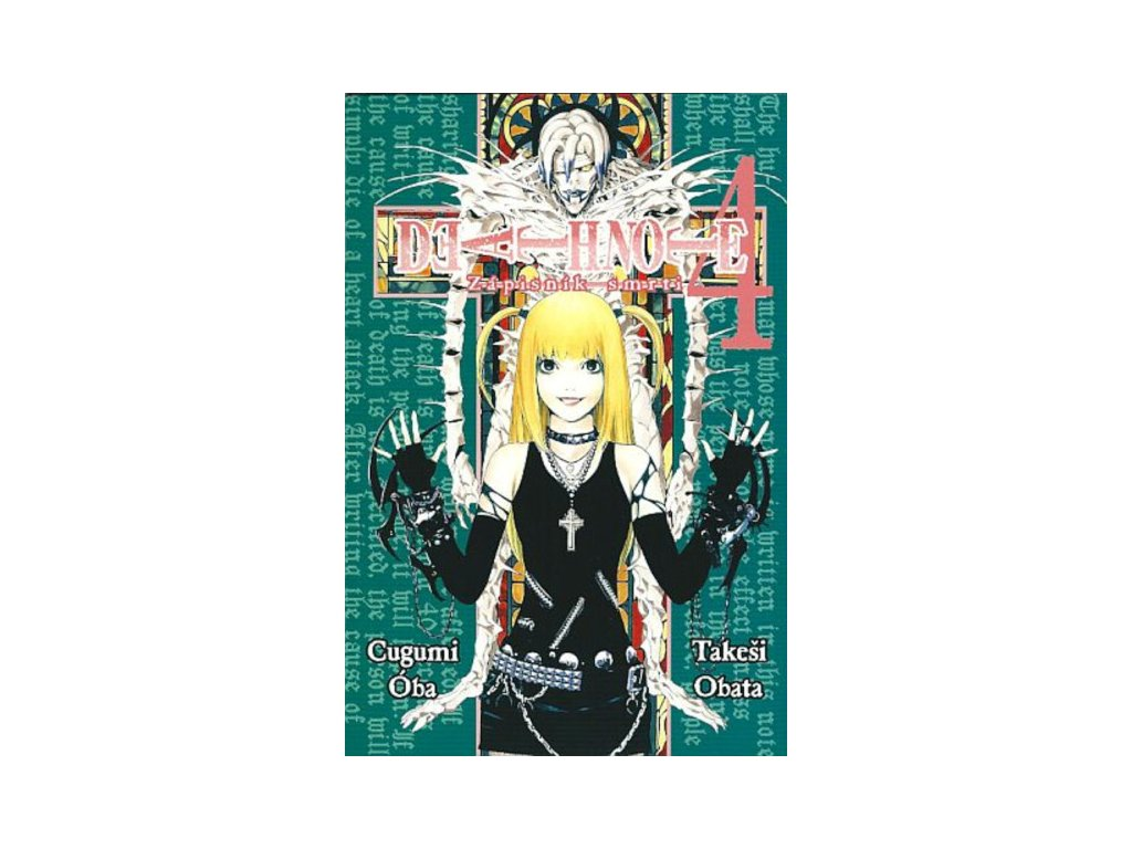 Death Note Zápisník smrti 04