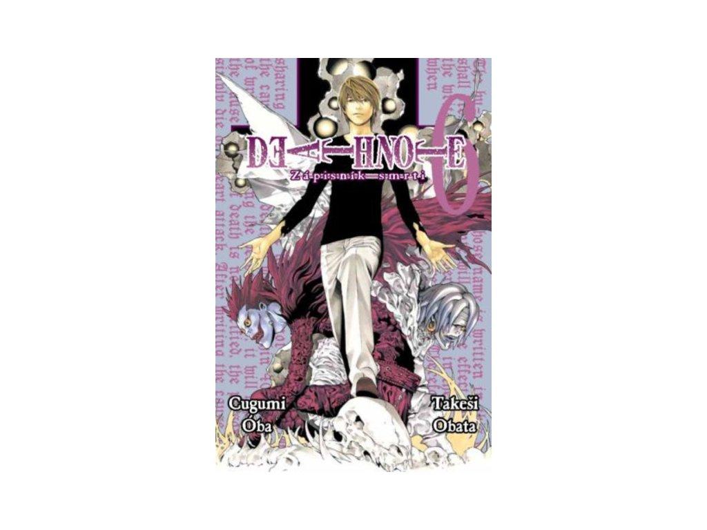 Death Note Zápisník smrti 06