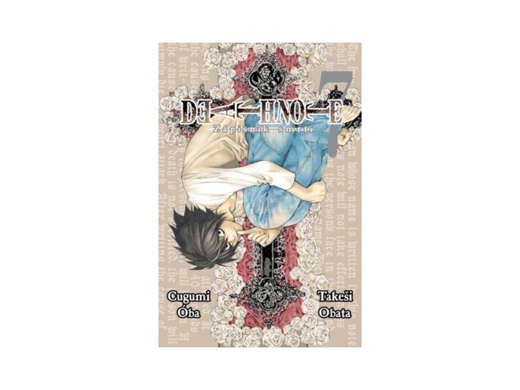 Death Note Zápisník smrti 07