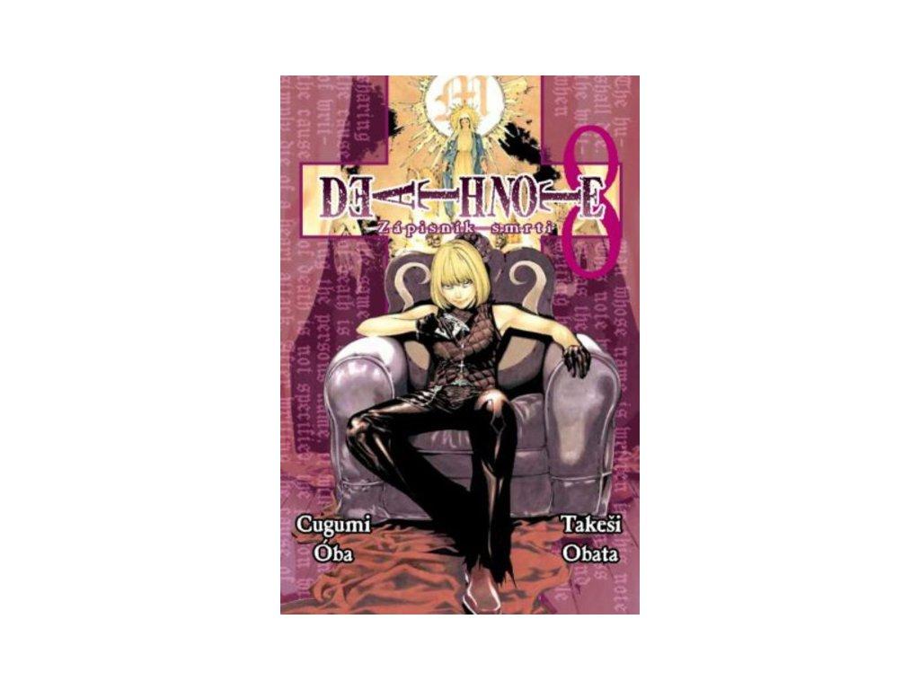 Death Note Zápisník smrti 08