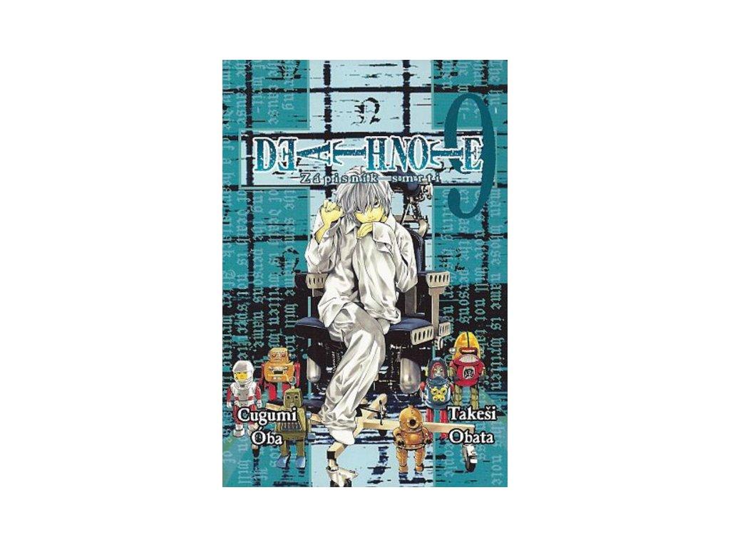 Death Note Zápisník smrti 09