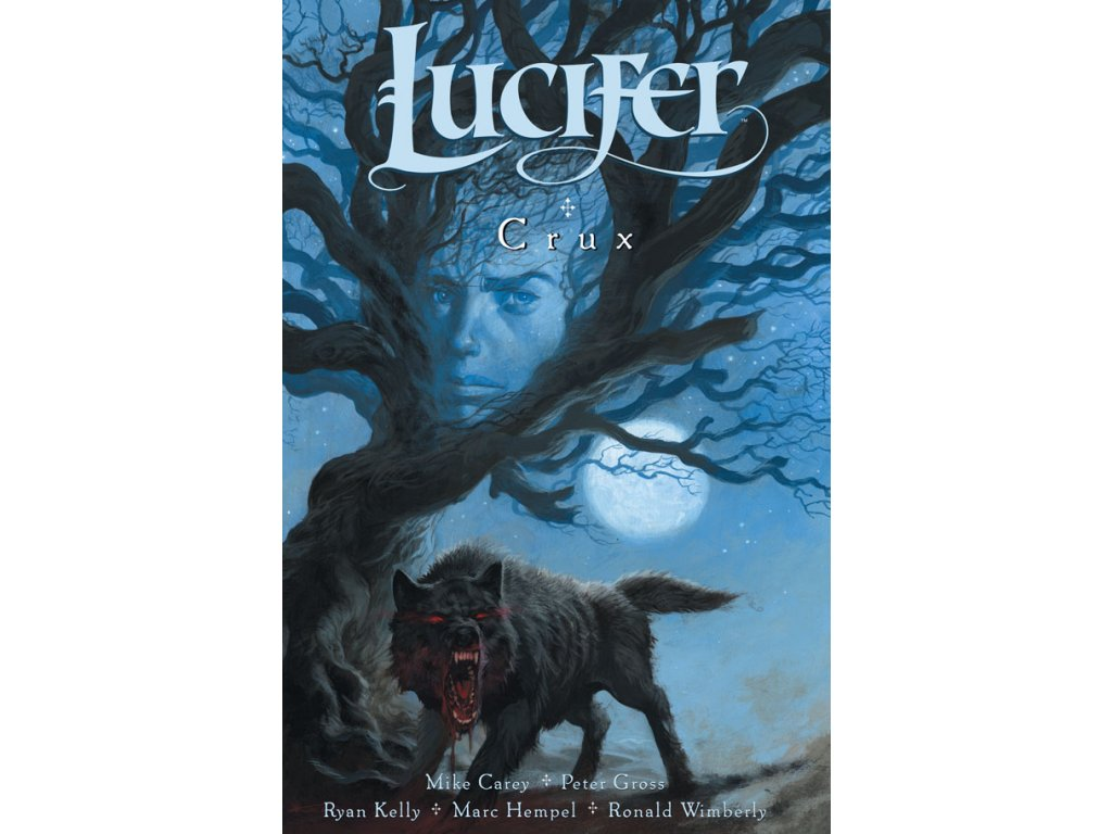 Lucifer: Crux
