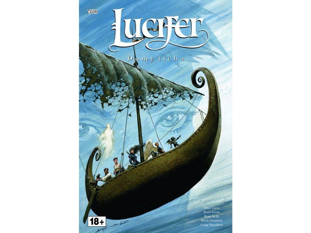Lucifer: Domy ticha