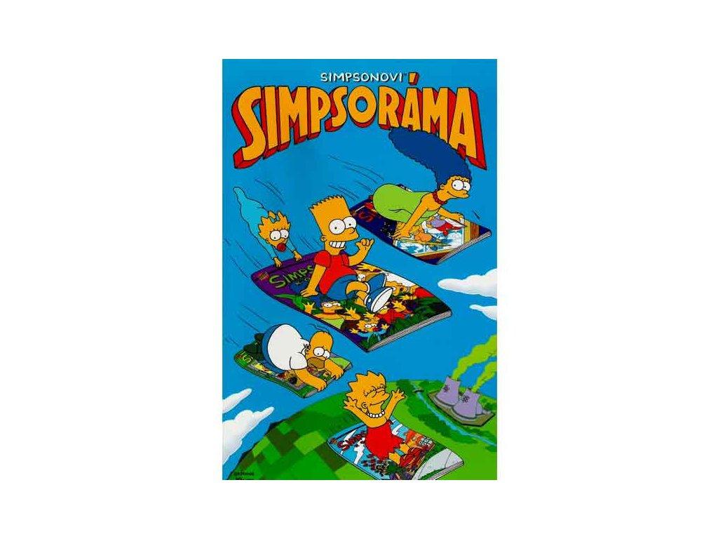 Simpsonovi: Simpsoráma