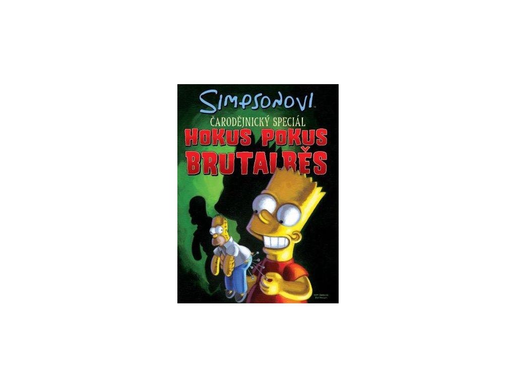 Simpsonovi: Hokus pokus brutalběs