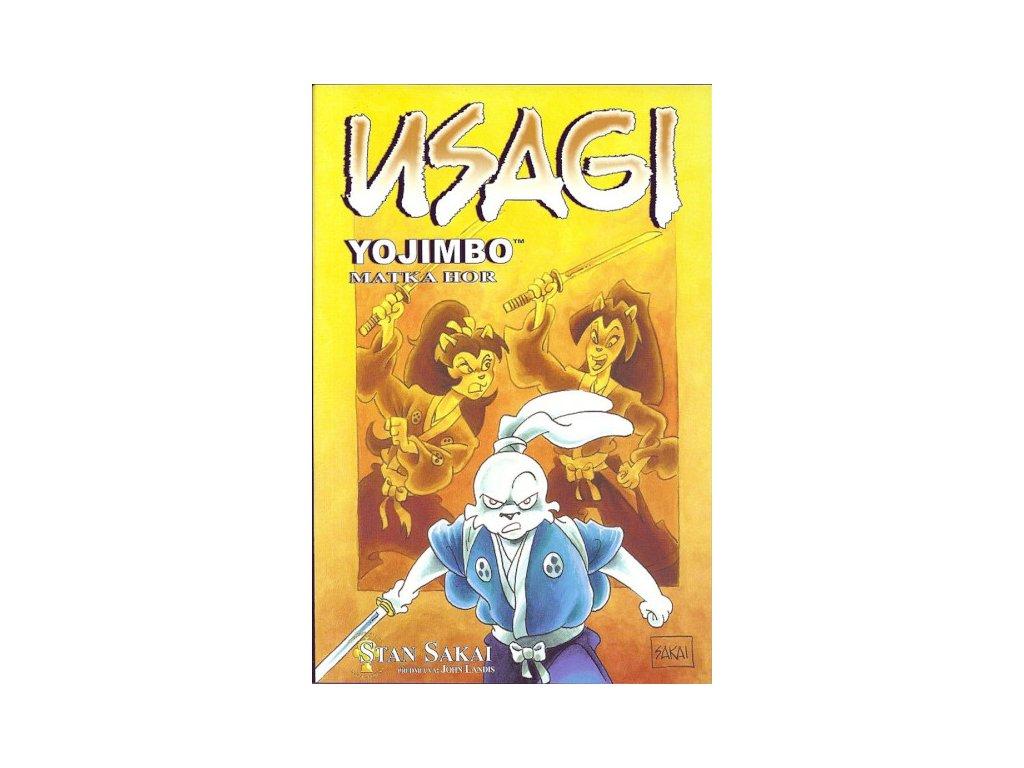 Usagi Yojimbo: Matka hor