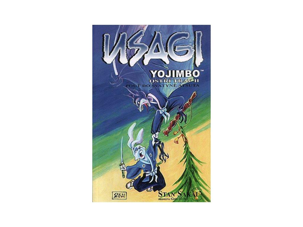 Usagi Yojimbo: Ostří trav 2